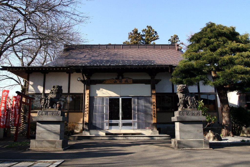 弘前寺本堂